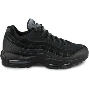 nike air max 95 essential noir and blanc front photo