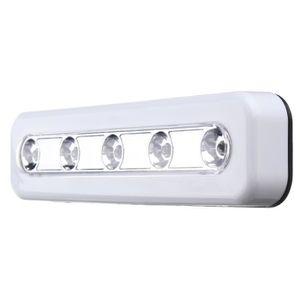 LED placard /& soubassement Luminaire avec 4 power LED et détecteur mvt//pir Capteur