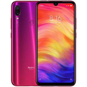SMARTPHONE Xiaomi Redmi Note 7 Smartphone 4Go 64Go Rouge