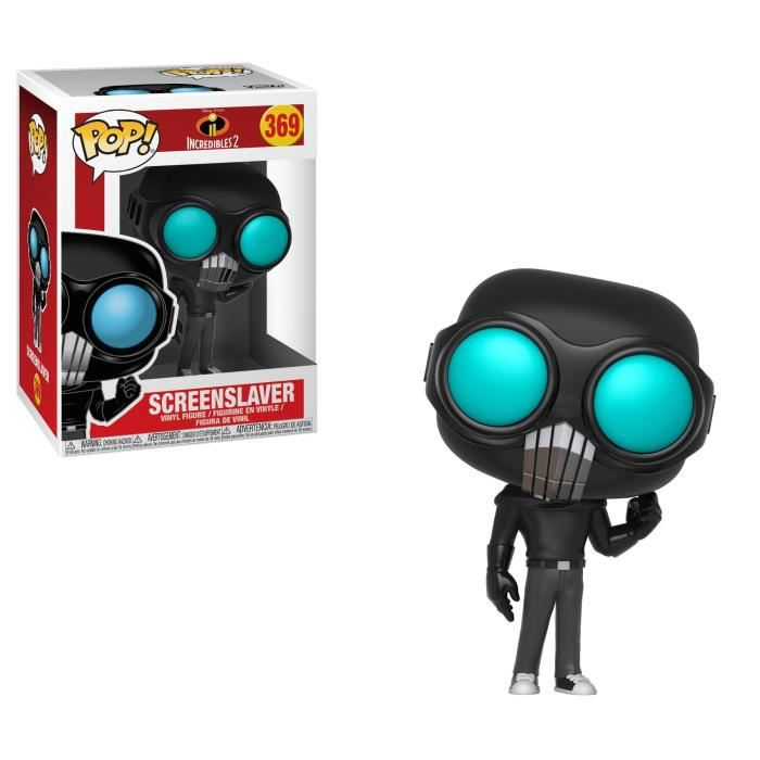 Pop Disney Frozone Neuf en Boîte Indestructibles 2 Funko