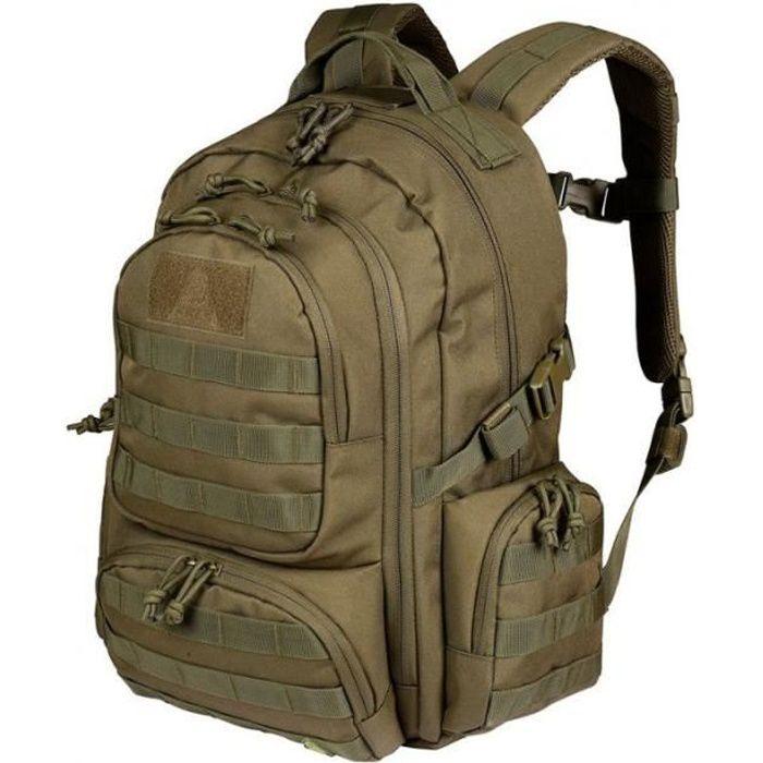 Sac à dos Duty 35L Kaki - Ares Vert