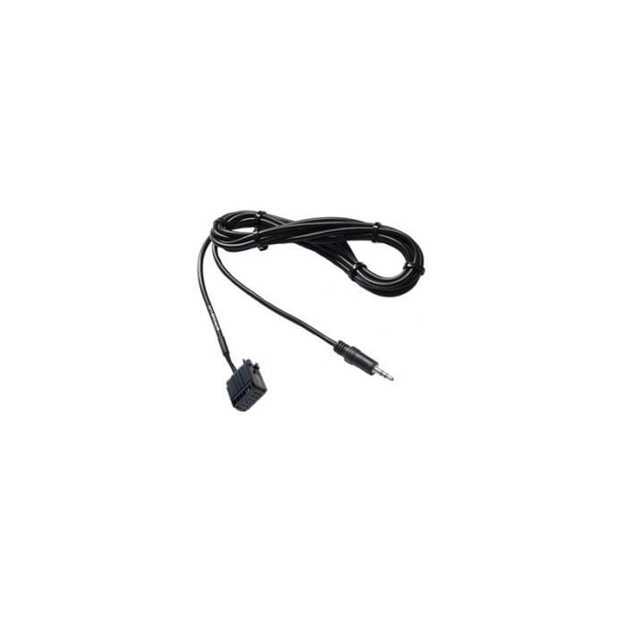 Cable AUX JACK MP3 AUTORADIO FORD C-MAX S-MAX MONDEO 6000CD 6000 CDC 5000C