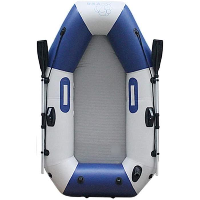 KAYAK Kayak Gonflable Canoe Gonflable Kayak De Mer Ensemble De Kayak Convient Pour Les Sorties En Mer, La P-ecirc,che, La C-ocir16