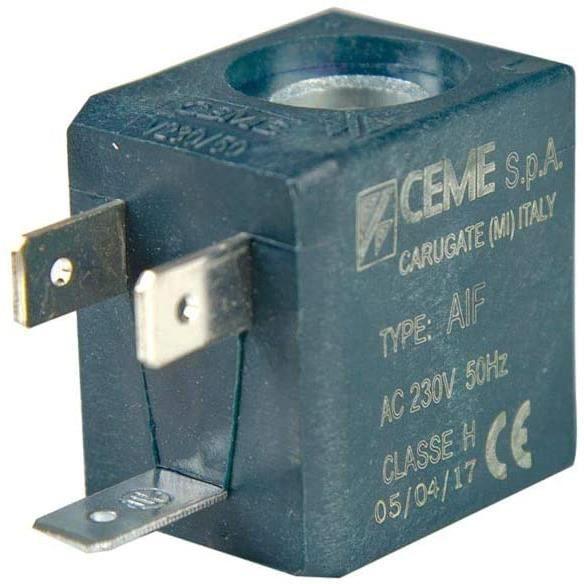 CENTRE DE REPASSAGE Bobine magneacutetique CEME 588 230 V 510 Hz Type AIF1098