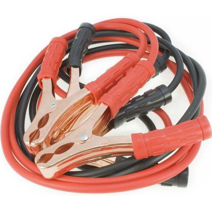 Câble de démarrage 600 A 4.50 Mètres