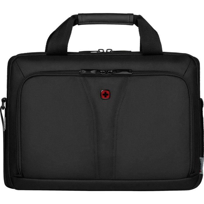 Sacoche pour ordinateur portable Wenger BC Free 606461 maxi.: 35,8 cm (14,1) noir 1 pc(s)
