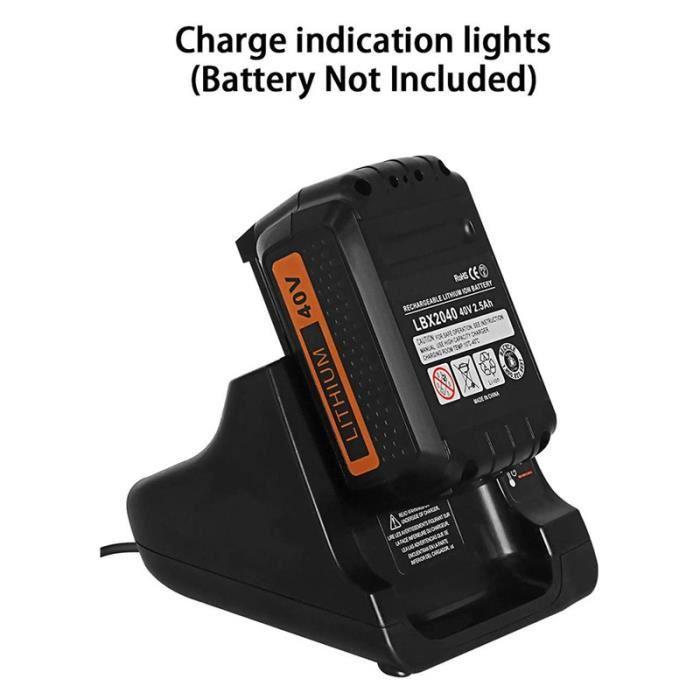 Chargeur Pour Black /& Decker BD18PSK BDBN1202 GLC2500 HP122K HPD12K-2 HPD1400