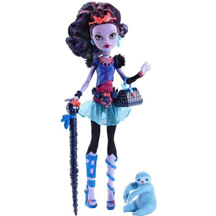Monster High : Une Nouvelle Élève à Monster High est un jeu vidéo.