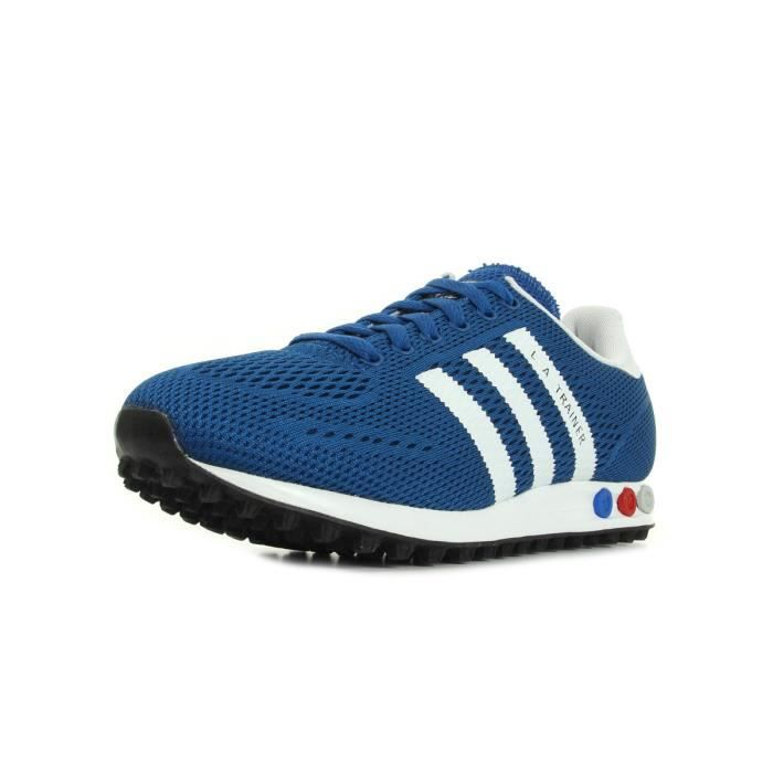 Baskets adidas Originals La Trainer Em Bleu marine, blanc