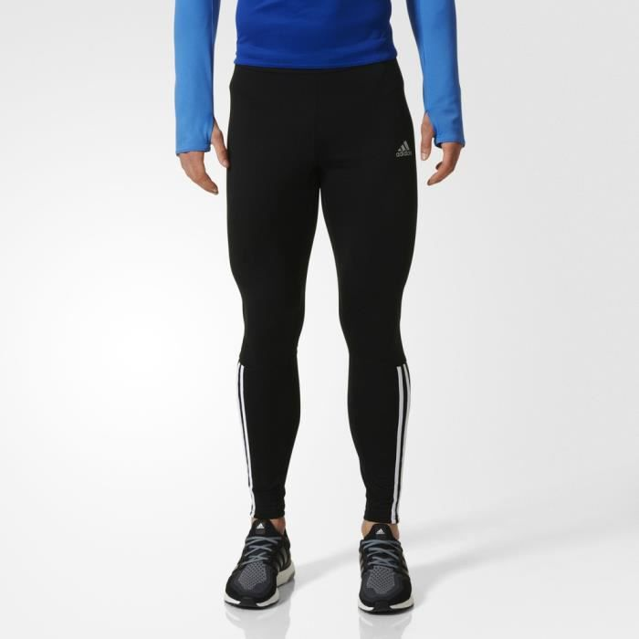 Adidas Response Climawarm Collant De Sport Fitness Running Legging Homme  Noir c3279432f2f