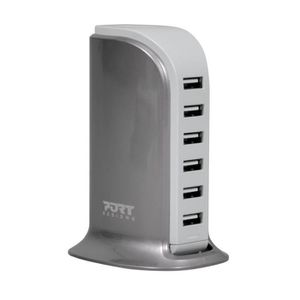 Port chargeur USB mural 8A