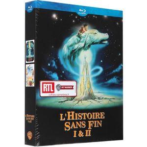 BLU-RAY FILM L'Histoire sans Fin 1 et 2 - Coffret Blu-Ray