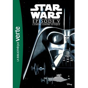 bibliotheque verte star wars episode 1