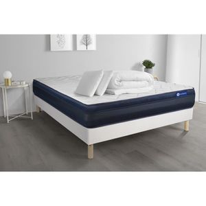 ENSEMBLE LITERIE Pack prêt à dormir matelas ACTILATEX SLEEP 160x200