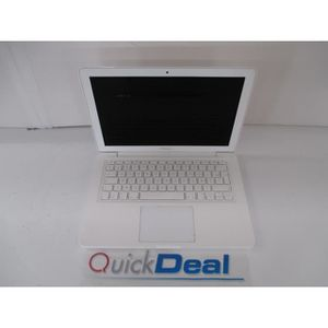 PC Portable APPLE MACBOOK A1342 pas cher