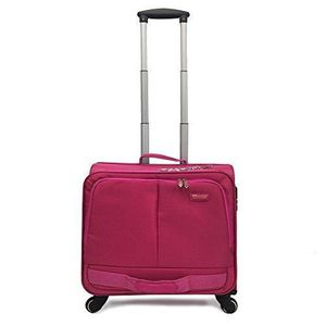 VALISE - BAGAGE Valise cabine 47cm valise trolley souple 4 roues p