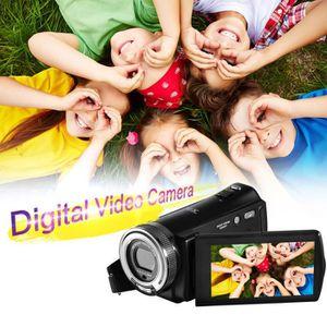 APPAREIL PHOTO RÉFLEX Caméscope ORDRO V12 HD, zoom numérique 16X, zoom n