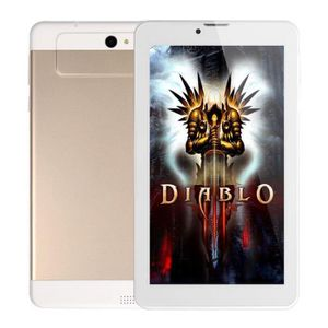 "TABLETTE TACTILE  3G Tablette - d'or - 7"" 4Go Android HD"