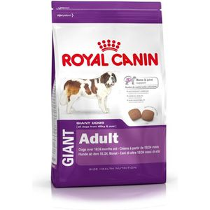 CROQUETTES Croquettes Royal Canin Giant Adulte Sac 15 kg