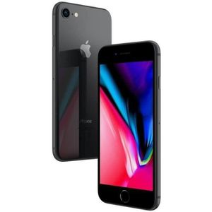 SMARTPHONE iPhone 8 64 Go Gris Sideral Reconditionné - Comme