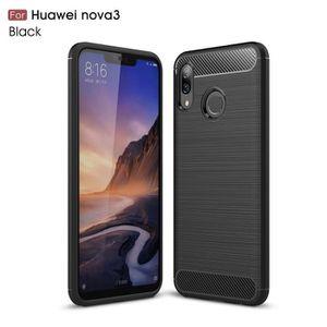 COQUE - BUMPER CZ Coque téléphone Coque Huawei Nova 3, [Rugged Ar