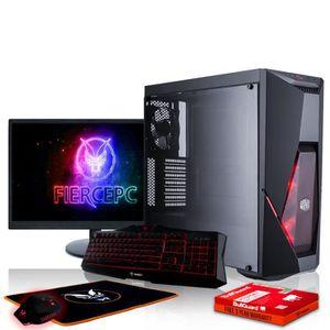 UNITÉ CENTRALE  Fierce PANTHER PC Gamer de Bureau - AMD Ryzen 5 26