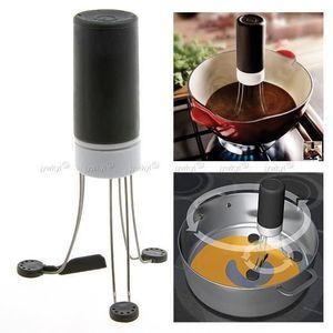 MIXEUR ÉLECTRIQUE Agitateur Robotique Mixeur Sauce Sans Fil Mélangeu