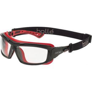 Lunettes masque de protection Bollé Safety ULTIM8 atelier travail moto ULTIPSI