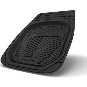 TAPIS DE SOL MICHELIN Tapis auto caoutchouc bac 3D 2 pièces Noi