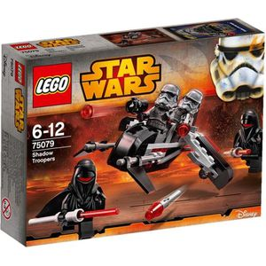 ASSEMBLAGE CONSTRUCTION LEGO® Star Wars 75079 Shadow Troopers