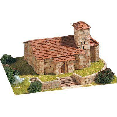 Maquette céramique - Eglise Santa Cecilia