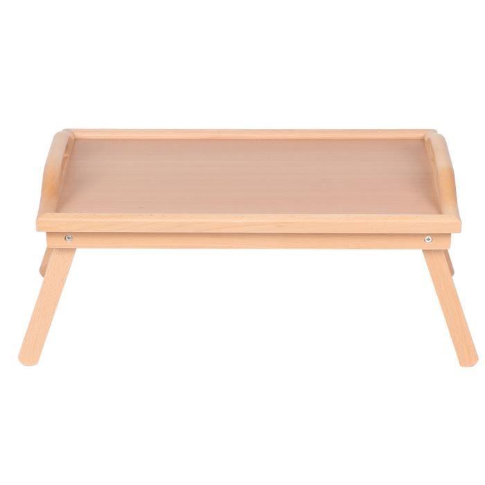 Table basse multifonctionnelle de ménage petite table de thé de casse-croûte d'extrémité latérale en bois meubles d'extérieur-HES