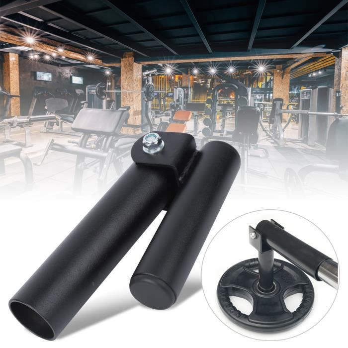 Acier 2 pouces Fitness T-Bar Row Row Post Insert Insert Landmine Gym Equipment Exercise Barbell Attachment-ROS