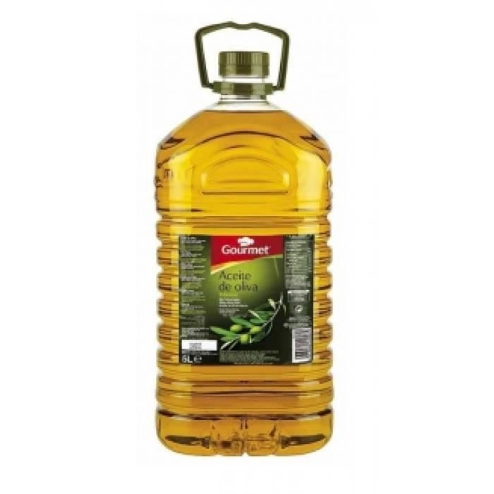 Huile d'Olives 5 litres Gourmet Intenso