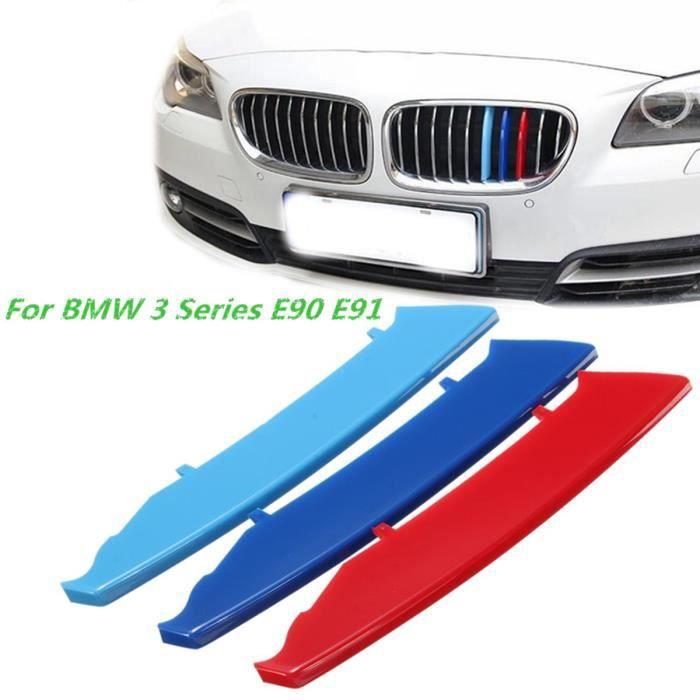 M SPORT Clips Bande Couverture Grille Kidney Calandre Pour BMW 3 Series E90 04-08