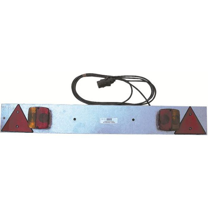 SODISE-Rampe d'éclairage pour remorque bagagère…