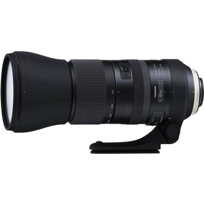 TAMRON Objectif SP AF 150-600 mm f/5-6.3 Di VC USD G2 Nikon