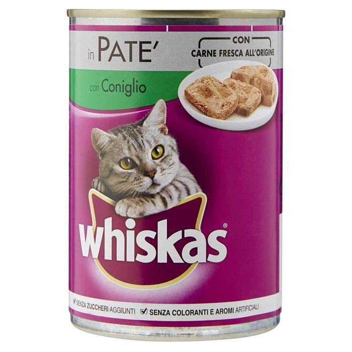 whiskas AJ92D - COMMUTATEUR KVM - Nourriture pour Chat en terrine