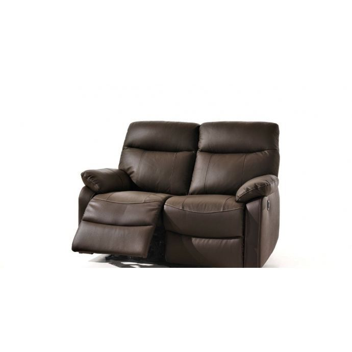 Canap cuir relax lectrique achat vente canap sofa for Achat canape cuir