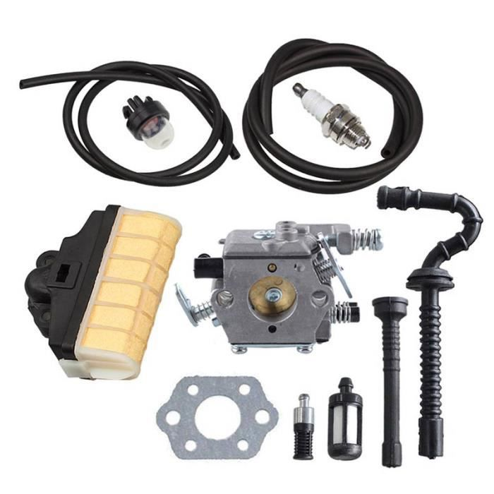 Carburant tuyau essence Filtre//Carburant Filtre adapté pour stihl 025 ms250