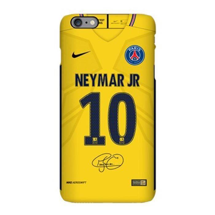 iphone 7 plus coque jaune