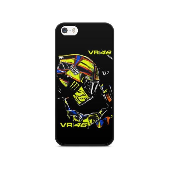 Coque Iphone 8 - 8s Valentino Rossi Moto the doctor 46 GP racing ...