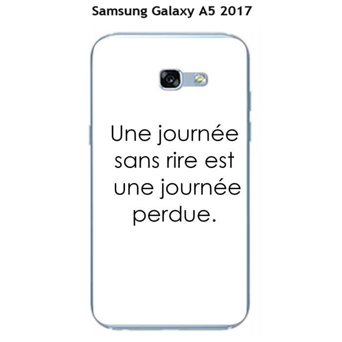 Coque Samsung Galaxy A5 - 2017 design Citation