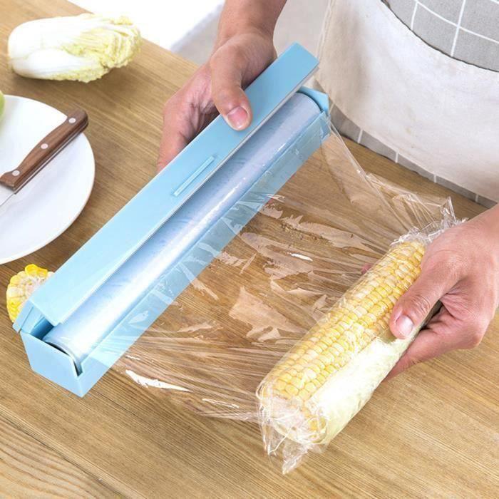 Vogue De Cuisine En Plastique Papier D Aluminium Et Cling