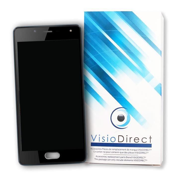 ECRAN DE TÉLÉPHONE Visiodirect® Ecran complet pour Wiko U Feel Lite n