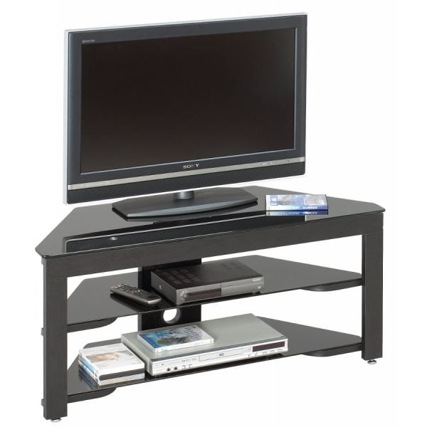 meuble tv d 39 angle frenzy achat vente meuble tv. Black Bedroom Furniture Sets. Home Design Ideas