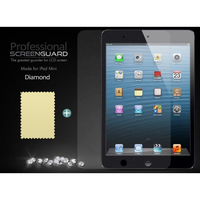 film protecteur ipad mini 3 ipad mini 2 ipad mini effet diamant paillettes prix pas cher. Black Bedroom Furniture Sets. Home Design Ideas