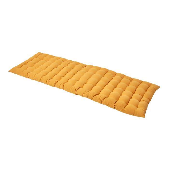 FINLANDEK Coussin de sol IMATRA 100 /% coton bordeaux 40x40x10 cm
