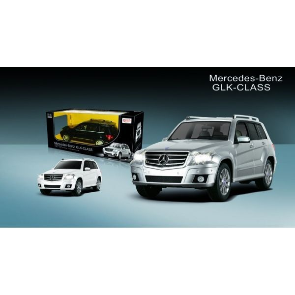 mercedes glk 1 24 noir achat vente voiture construire cdiscount. Black Bedroom Furniture Sets. Home Design Ideas