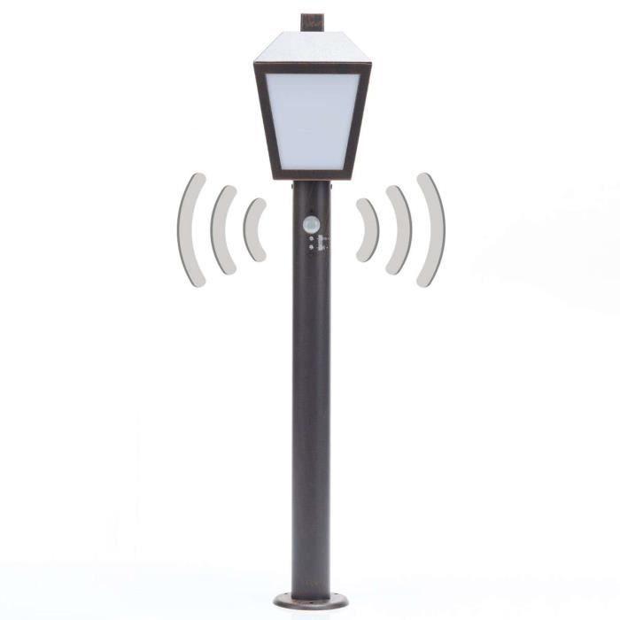 CONMING 7 couleurs LED Lights pommeau de douche automatique LED 2 modes pommeau de douche avec jet dair LED Turbo pression-booster technologie de la buse pour la salle de bains